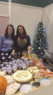 "RCSID continued supporting the Association "" Little Women's Corner"" for the second year in the row on the annual Diplomatic Winter Bazaar"