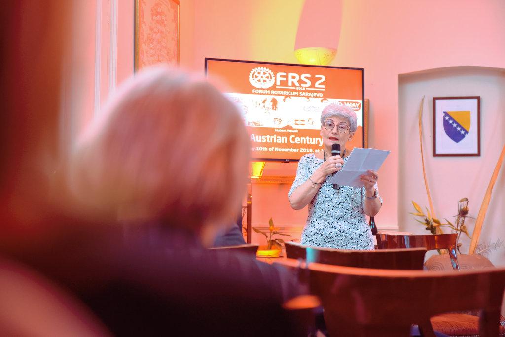 Rotary Club Sarajevo International Delta organizes second Forum Rotaricum